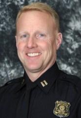 Sandy Springs Deputy Chief of Police Keith Zgonc.