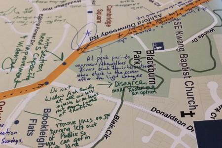 ashford dunwoody map