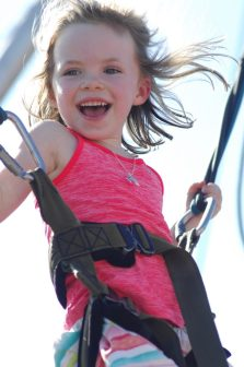 Dunwoody Village Parkway; Saturday May 6, 2016 4:00pm. Seventh annual festival. Art, food, and kidz zone activities. In the Kidz Zone, Addison Finnegan (5yr).