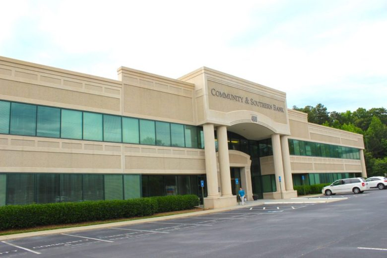 The city of Dunwoody is buying a building at 4800 Ashford-Dunwoody Road to use as its City Hall.