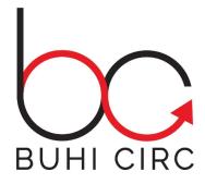 "The Buford Highway ""CirculaTour"" logo from We Love BuHi."