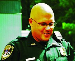 Dunwoody Police Sgt. Jason Dove. (Special)