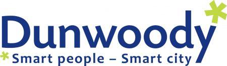 Dunwoody's current logo, designed in 2010. (City of Dunwoody)