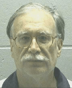 Gregory Paul Lawler in his Georgia Department of Corrections prison identification photo.