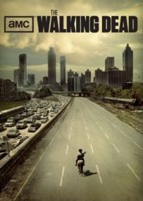 """Heyward Wescott, chair of the Dunwoody Perimeter Chamber of Commerce, has made prop signs for the hit TV series """"The Walking Dead."""""""