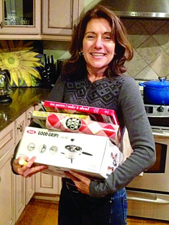 Robin Conte gets into her Thanksgiving Day cooking comfort zone by starting planning and preparations two months ahead of time.