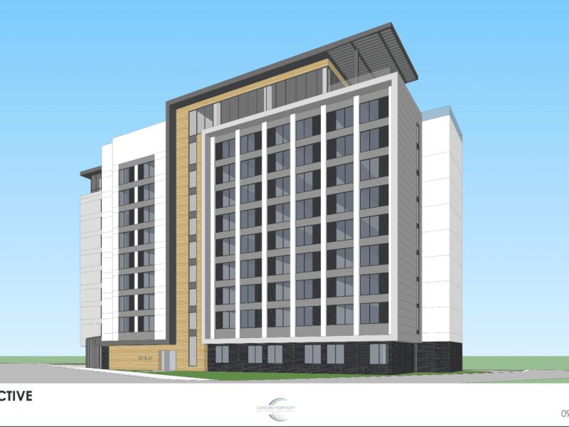 New Dunwoody Hotel
