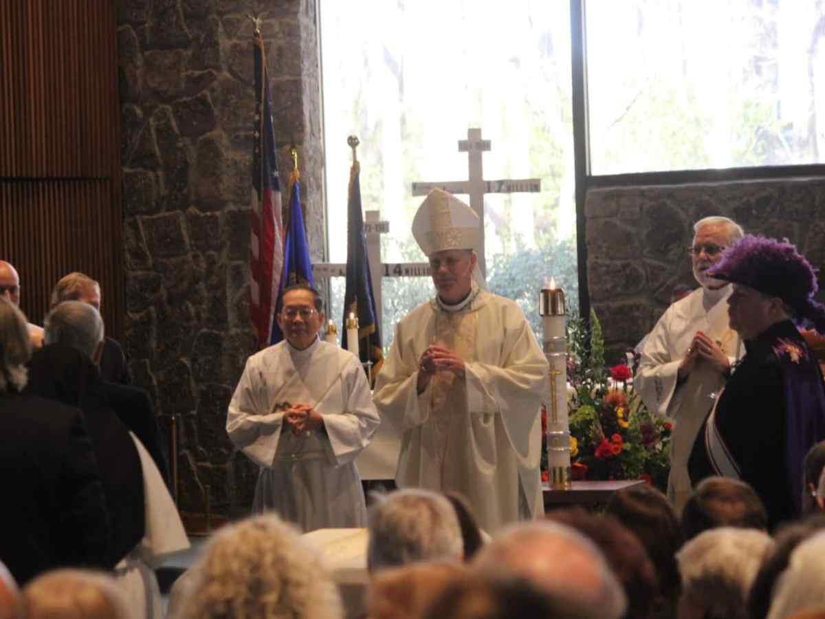 Monsignor Donald Kiernan,
