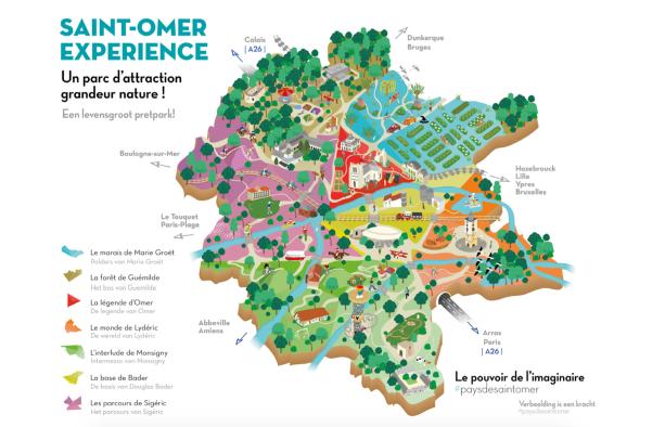 Saint Omer week-end