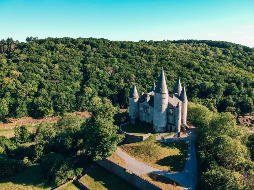 Chateau Vêves Dinant