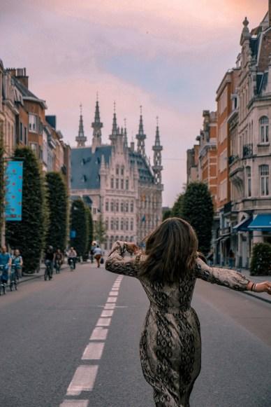 voyage Leuven Belgique