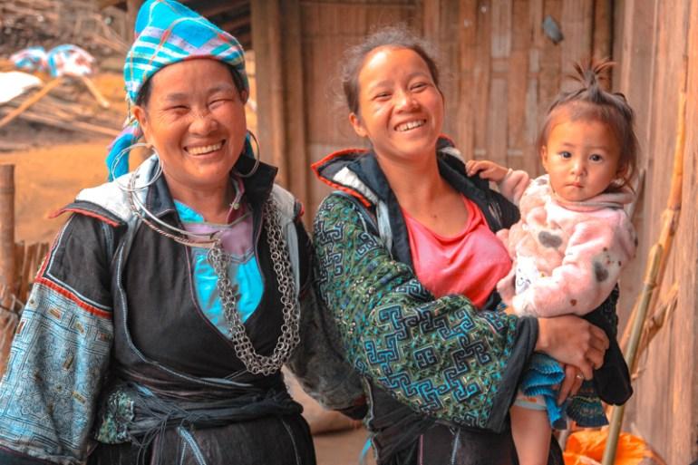 Les tribus Hmong et Leesor: une rencontre pleine de sens !