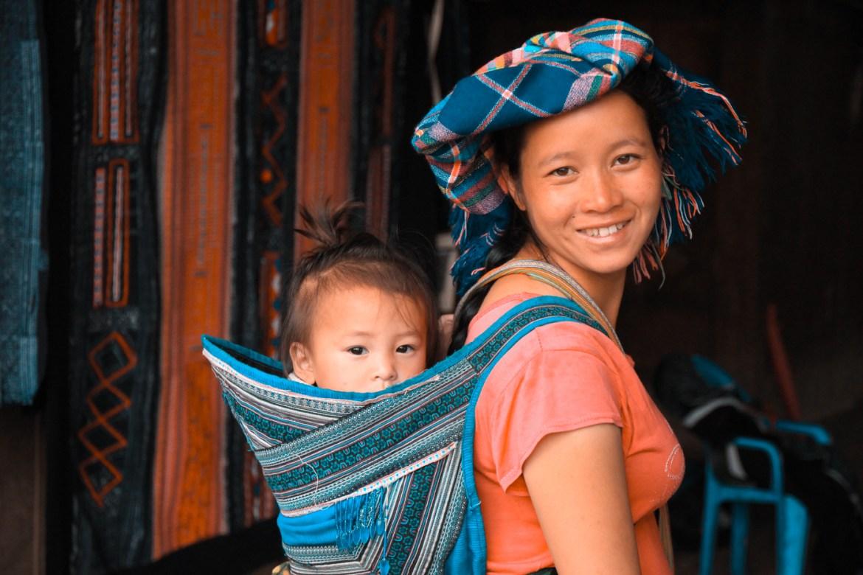 Portrait Hmong Vietnam