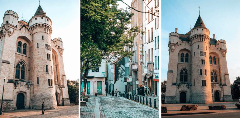 Porte de Hal Marolles Bruxelles