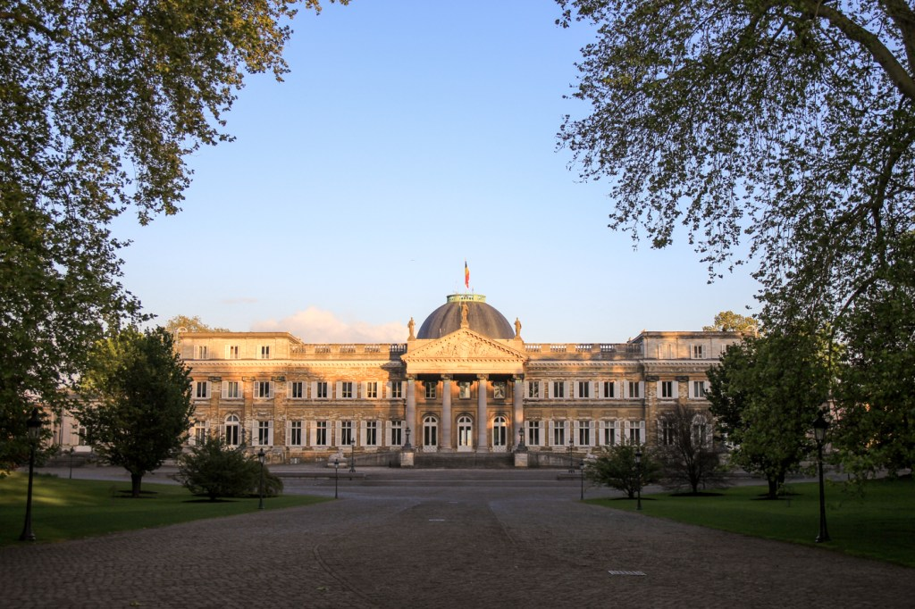 Palais royal de Laeken