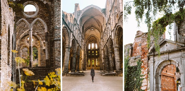 abbayes wallonie à découvrir