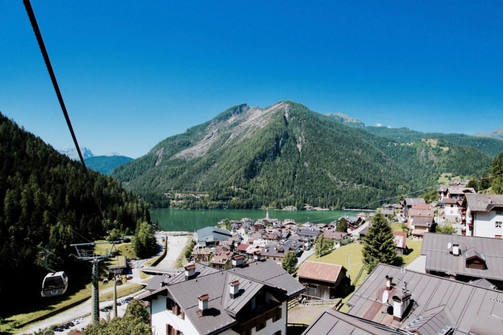 Alleghe Dolomites