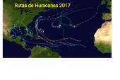 TEMPORADA DE HURACANES 2018, SERÁ MAS DESTRUCTIVA EN EL ATLÁNTICO