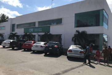CAMBIAN DE DIRECCIÓN LOS CFEMATICS EN CHETUMAL