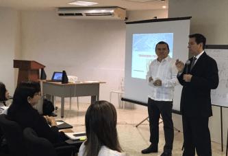 INICIAN IMPORTANTES CURSOS EN EL PODER JUDICIAL DE  QUINTANA ROO, CON EXPOSITORES DE COSTA RICA, ARGENTINA Y ESPAÑA