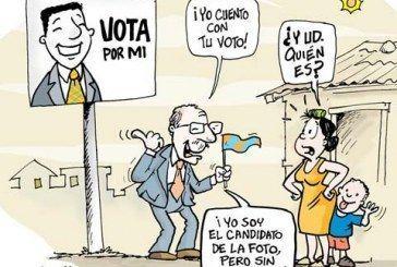 ¡PESO POLÍTICO!