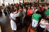 2 MIL 500 CREYENTES CATÓLICOS, PARTICIPARÁN EN LAS  ACTIVIDADES DE SEMANA SANTA
