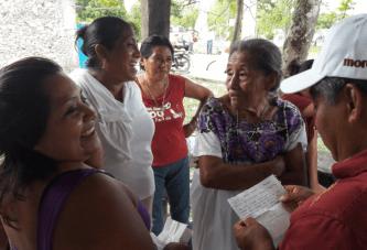 PROPONE VALDIVIA VILLASECA RECUPERAR CRÉDITO A LA PALABRA DEL CAMPESINO