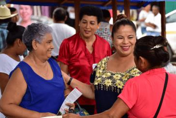 TENDREMOS UN GOBIERNO MUNICIPAL CERCANO A LAS COMUNIDADES: MARY HADAD