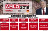 AMLO EN CHETUMAL Y TICUL, EL PRÓXIMO 13 DE JUNIO