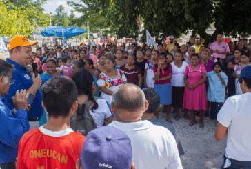 LOS CIUDADANOS TENDRÁN LA OPORTUNIDAD DE CAMBIAR LA ACTUAL SITUACION QUE VIVE EL MUNICIPIO:CHAK ME'EX