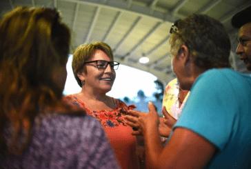 """LOS CIUDADANOS UNIDOS VAMOS A DEVOLVERLE LA ESPERANZA A SOLIDARIDAD"""": LAURA BERISTAIN"""