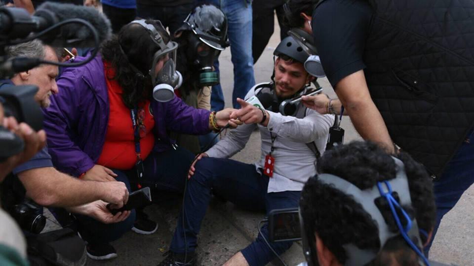 Libertad de prensa amenazada