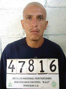 Alias El Valiente supuesto líder de la 18 fue asesinado, la policía lo mostró como un logro.