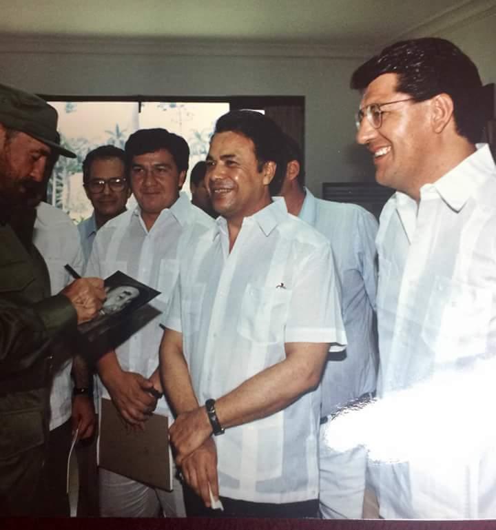 Fidel y el PT