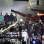NAUCALPAN: CANSADOS DE LAS EXTORSIONES Y LAS GRÚAS, VECINOS AGREDEN A POLICÍAS