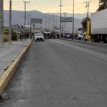 LA CHALCO – MIXQUIC ES BLOQUEADA PARA PEDIR JUSTICIA POR EL ASESINATO DEL DELEGADO DE CHIMALPA