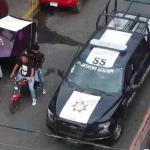SE RECUEPERA EN CHIMALHUACÁN MOTO CON REPORTE DE ROBO
