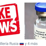 Embajada rusa niega que vacuna Sputnik V no funcione, pues solo se trata de un mito