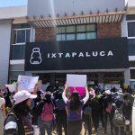 Exigen procuración de justicia mujeres de Ixtapaluca