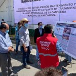 INVERTIRÁN CERCA DE 7 MILLONES DE PESOS PARA REHABILITAR LA PLANTA DE TRATAMIENTOS RESIDUALES DE AMECAMECA