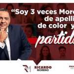 Los Sonámbulos: Relucen tomahawks en Morena; Ricardo Moreno lo saca primero