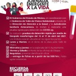 Gobierno de Valle de Chalco Solidaridad, prepara jornada de aplicación gratuita de pruebas para detectar casos de covid-19