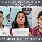 DE 24 Y 23 AÑOS DE PRISIÓN A TRES PERSONAS ACUSADAS DE ROBOS CON VIOLENCIA A TRANSPORTE PÚBLICO