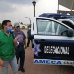 SUMAN YA 31 PATRULLAS PARA VIGILANCIA EN AMECAMECA