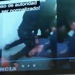 «SENTÍ MORIR» RELATÓ VÍCTOR MANUEL «EL MACRO» QUE FUE SOMETIDO CON LA RODILLA EN EL ROSTRO  POR POLICÍAS DE TLALMANALCO
