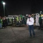 MIGUEL SALOMÓN REALIZA CAMINATA POR ZOYATZINGO, EN BUSCA DE APOYO A SU PROYECTO DE CONTINUIDAD