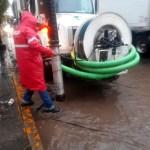 ACTIVAN PROTOCOLO DE OPERACIÓN CONJUNTA EN EL VALLE DE MÉXICO POR PRECIPITACIONES