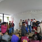 SE COMPROMETE EL CANDIDATO MIGUEL GUTIÉRREZ CON LOCATARIOS DE MERCADOS DE CHALCO A MEJORAR SUS CONDICIONES