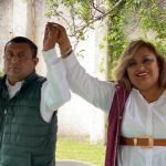 EL 6 DE JUNIO GANÓ EL FRAUDE Y LA CORRUPCIÓN; BERENICE MEDRANO