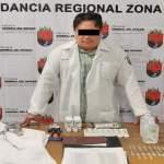 Detienen a supuesto  médico que aplicaba presuntas vacunas anti Covid-19 en Tapachula